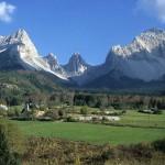 paysage du diois